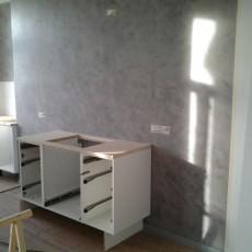 Beton Cire - Badezimmer-Boden-Küche-1 Klick zum Angebot