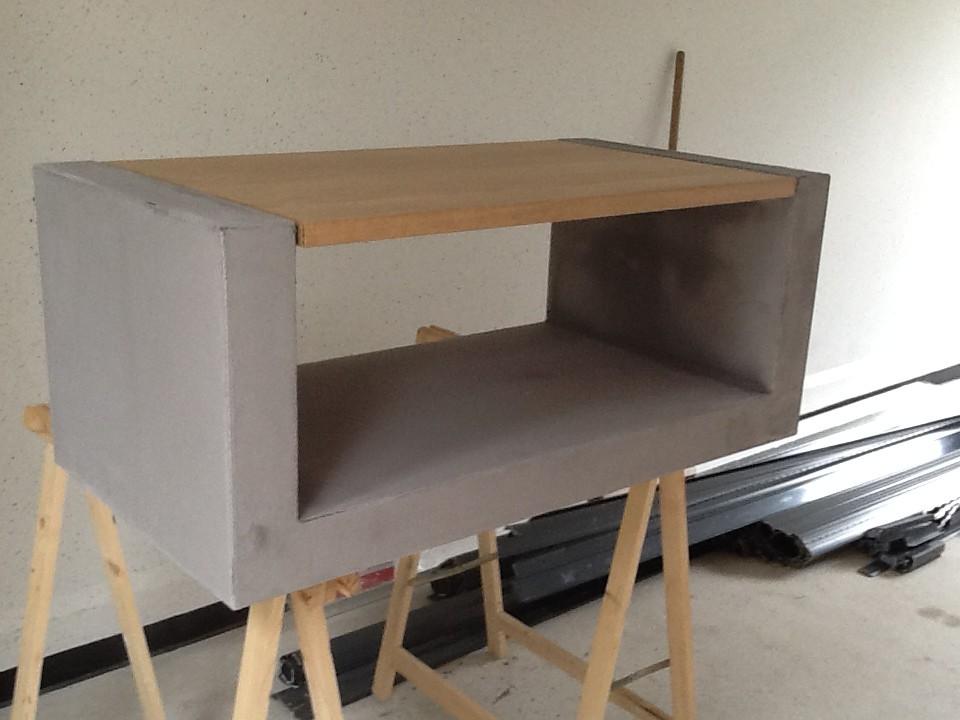 Couchtisch – Die Maßwerkstatt  Beton Ciré  Wuppertal