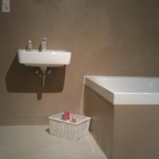 Beton Cire Badezimmer