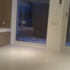 Fußboden-Beton